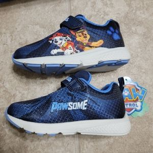 2/$15 Paw Patrol Toddler Size 7 Sneakers Athletic
